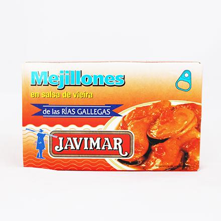 【敵富朗超巿】Javimar西班牙貽貝干貝醬