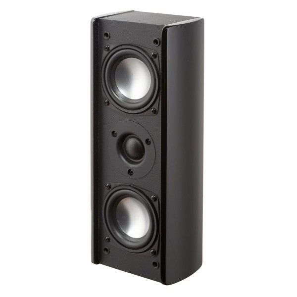 【集雅社】英國 WHARFEDALE WA-S2 黑色鋼烤 薄型中置喇叭 公司貨 全新
