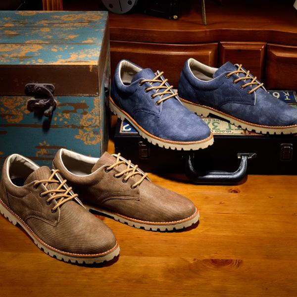 【LUXPLAY手工男鞋】18221 London 異材體立感新境界 帆船鞋 休閒鞋