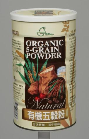 元豪五穀米(600公克) ~特選上等糙米、黑糯米、小米、蕎麥、燕麥~原料皆通過國際品質認證