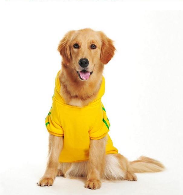 【葉子小舖】adidog狗衣服(大型犬)/貓衣服/寵物衣服/保暖款/運動風/小型犬/中型犬/大型犬/單身狗