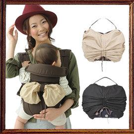 【西村媽媽】獨家代理日本LUCKY 4WAY Pouch Carry 時尚造型背帶