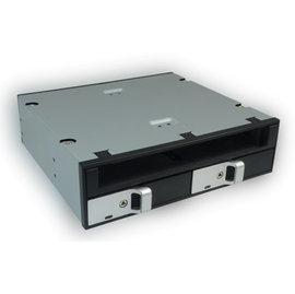 "Awesome 2-bay 2.5"" SAS/SATA 硬碟含光碟機擴充模組 AWD-MRA361"