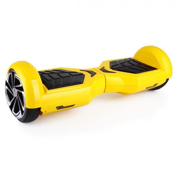 大黃蜂款6.5吋平衡車、體感車、扭扭車『雙輪平衡車皆贈藍芽音響、遙控器、手提袋、彈力輔助繩』