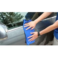 【省錢博士】汽車毛巾 超?纖維毛巾 30x70 納米吸水毛巾 洗車擦車毛巾