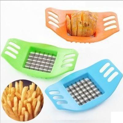 創意廚房用品多功能切菜器不銹鋼手動切條器馬鈴薯切片【省錢博士】
