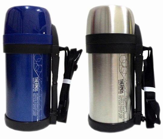 《BUYTAKE》THERMOS 膳魔師 不鏽鋼真空大容量保溫瓶 FDH-1405 MTB / FDH-1405 SBK 燜燒罐1400ml