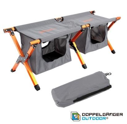 營舞者 DOPPELGANGER 日本 | 好收納雙人椅 摺疊椅 折疊椅 | 秀山莊(FS2-246)