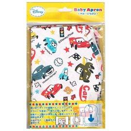 攜帶型拋棄式圍兜-Baby Joy World-日本Disney迪士尼-閃電麥坤拋棄式圍兜10入裝 -外出用餐好幫手