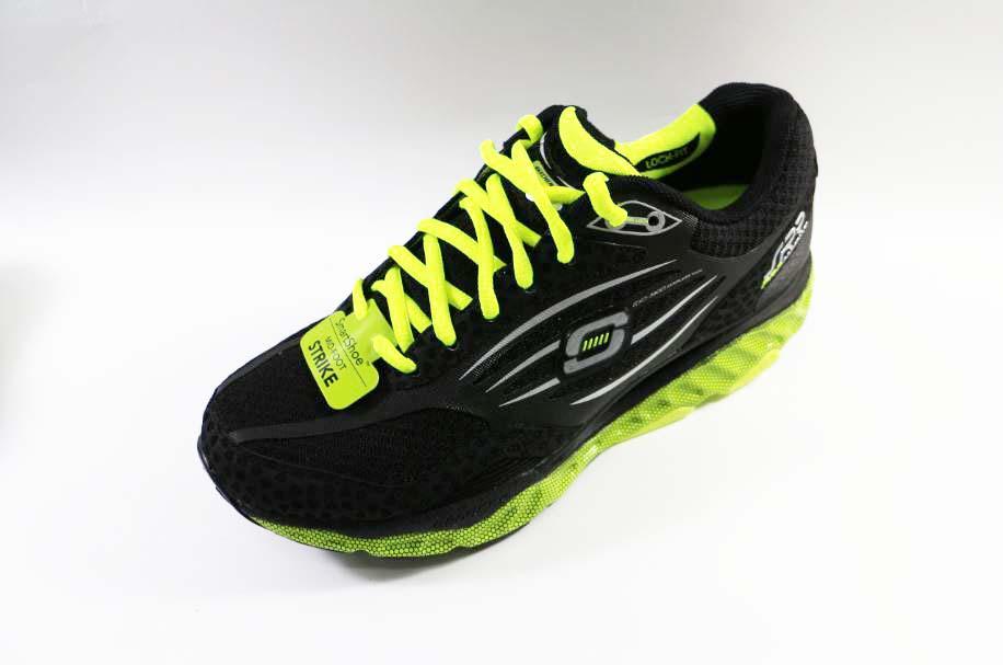 [ 陽光樂活] SKECHERS 超回彈力慢跑鞋 - 訓練專用第五代SRR-999636BKLM 男款 PRO RESISTSNCE