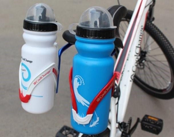 《附白鐵螺絲》X-FREE 座墊鋁合金雙水壺架轉接座 水壺架轉換器延伸水杯架自行車雙杯架MINOURA stand可參考