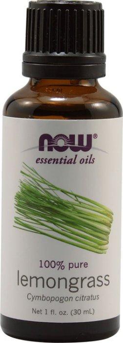 【彤彤小舖】Now Foods, Essential Oils, Lemongrass 檸檬草精油 30ml