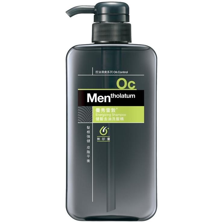 曼秀雷敦 男士健髮去油洗髮精 550ml