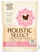 WDJ推薦 鷹格活力滋 Holistic Select 室內貓 無穀體重控制 11LB/11磅