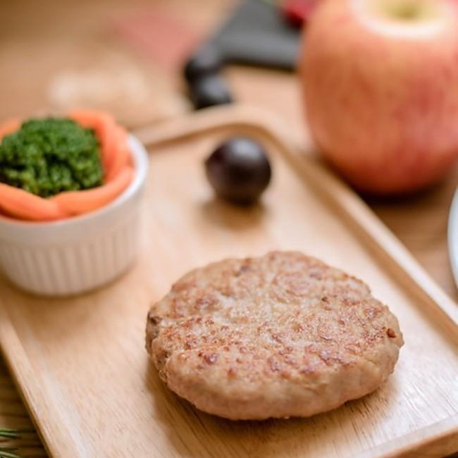 純手拋咖哩漢堡豬排(85g/份)【巧手媽咪的秘密魔法】 堅持純手工、無機械工法