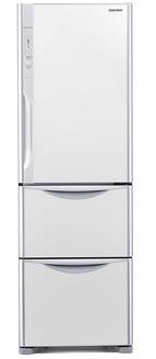 HITACHI 日立 RG41WS(GPW) 三門琉璃冰箱 (385L,琉璃白)【零利率】