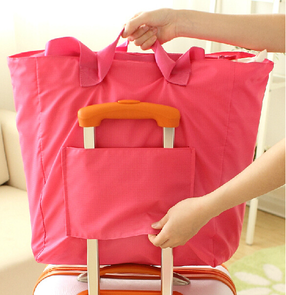 韓國行李箱大款旅行包 摺疊旅行袋 手提袋 旅遊包