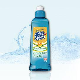 【日本製】LION 獅王 洗碗精 媽媽濃縮洗潔精 260ml