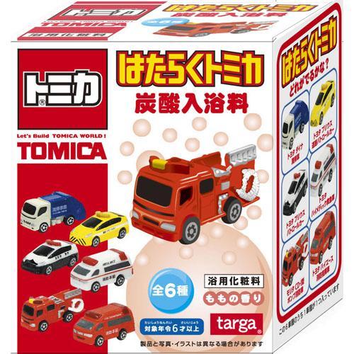 日本* TOMICA多美小汽車入浴劑 入浴球 玩具( 單顆入)