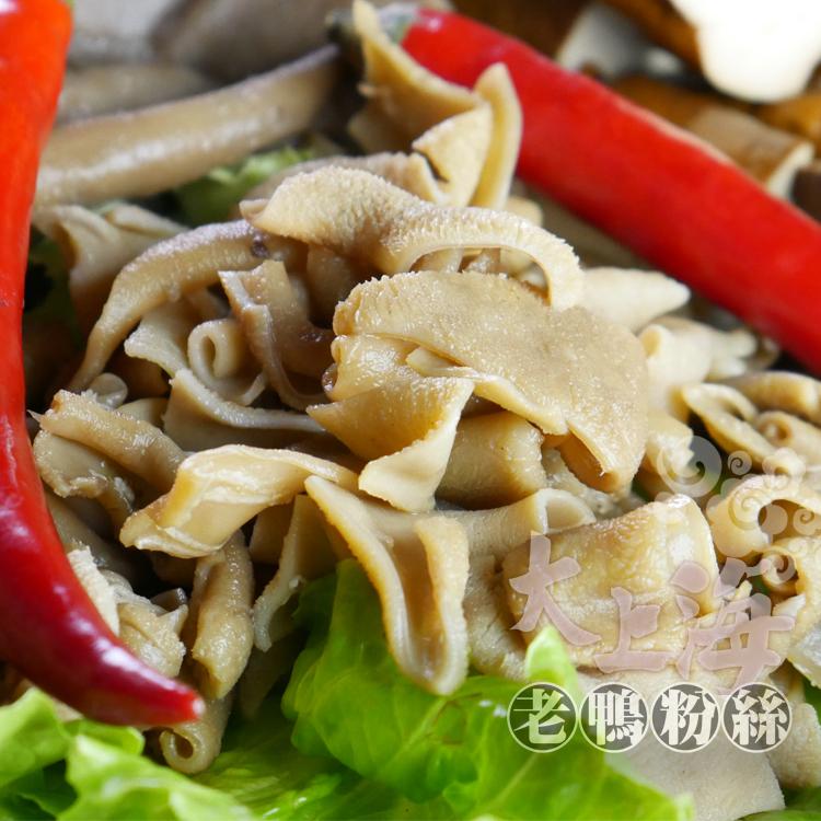 【基隆老銘傳中原滷味】 鴨腸(250g)