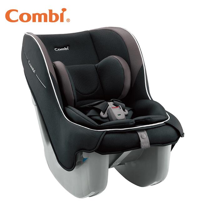 *加贈新圍兜離乳餐具組* Combi康貝 - Coccoro II EG 0-4歲汽車安全座椅(汽座) -莓果黑