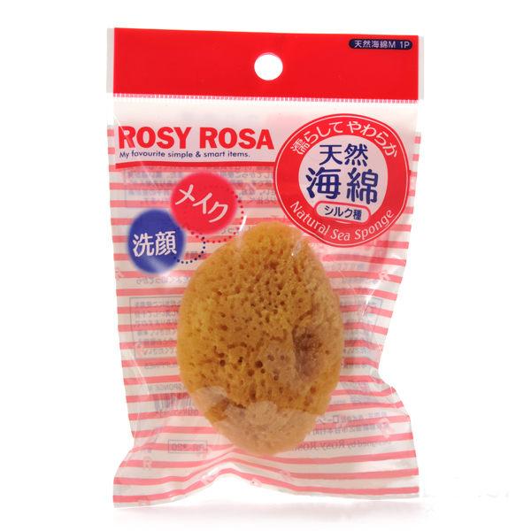 ROSY ROSA 天然化妝洗顏兩用海綿 (M)