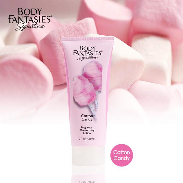 BODY FANTASIES身體幻想 甜甜棉花糖 香體乳 身體乳 香氛 乳液