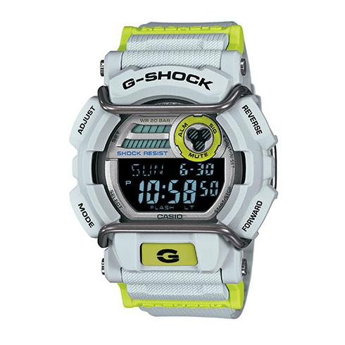 CASIO G-SHOCK GD-400DN-8鋼鐵勇者流行腕錶/49.7mm