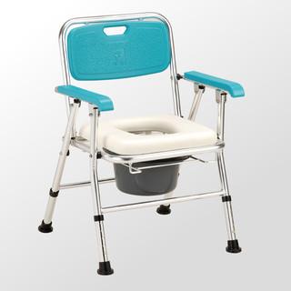 永大醫療~均佳 鋁合金日式收合便器椅 JCS-202 特惠價1980元