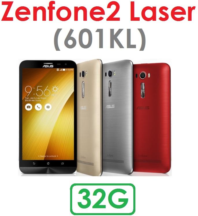 【預訂出貨】華碩 ASUS ZenFone2 Laser (ZE601KL) 6吋 八核心 3G/32G 4G LTE 智慧型手機
