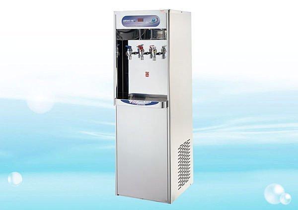 (免運)豪星牌HM-2681冰溫熱不鏽鋼飲水機(內含RO機)