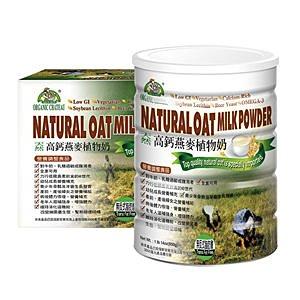 阿邦小舖 有機廚坊 天然高鈣燕麥植物奶 盒裝 25公克∕包×32包∕盒
