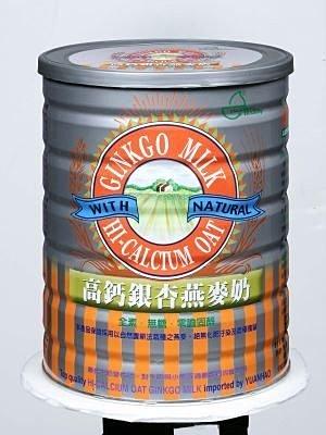 元豪-高鈣銀杏燕麥奶 銀杏,可可,酵素,杏仁 (買11送1可混搭)