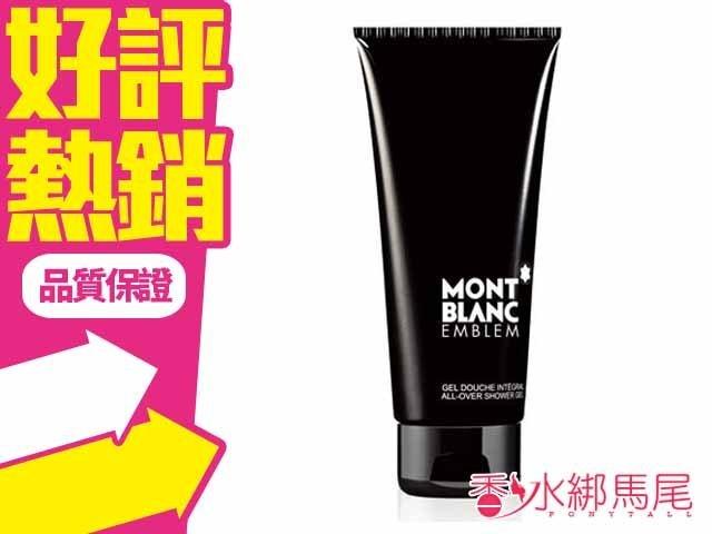 Mont blanc 萬寶龍 傳奇經典男性淡香水 沐浴精 300ml?香水綁馬尾?