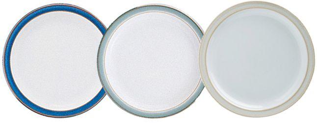 英國Denby時尚簡約系列-22.5cm盤(共三色可選)