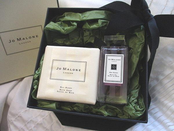 *Realhome*英國 Jo Malone 紅玫瑰Red Rose*旅用泡澡油&香皂 ~女人節限量推出