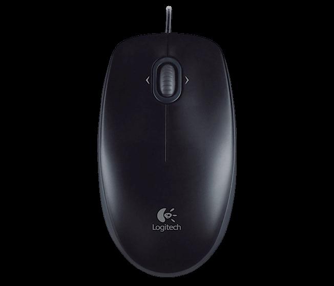 【迪特軍3C】Logitech 羅技 公司貨 M110 有線滑鼠