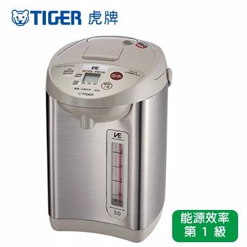 ★杰米家電☆PVW-B30R TIGER虎牌 VE節能省電熱水瓶 (3.0L)