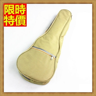 烏克麗麗包 ukulele琴包配件-21/23吋純色簡約加綿帆布手提背包保護袋琴袋琴套2色69y4【獨家進口】【米蘭精品】