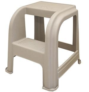 POLYWISE BI-5251 梯椅 墊高椅附止滑墊