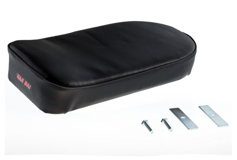 後貨架軟墊 / 沙發後坐墊 (附螺絲及鐵片)《意生自行車》