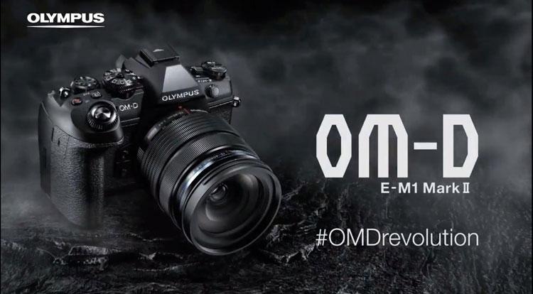 Olympus奧林帕斯 OM-D E-M1 Mark II 單機身+12-40 預購價:86990【預購賣場】