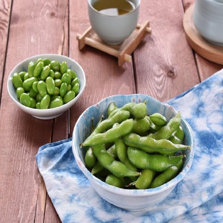 第六味食品低鹽毛豆1公斤