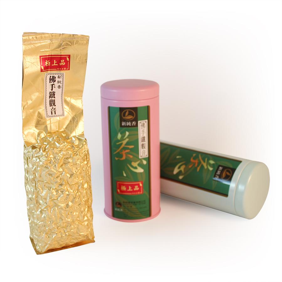 佛手鐵觀音-150g馬卡龍罐(大)