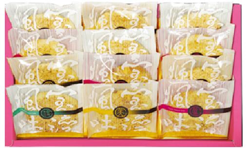 [配件]3Q禮盒專用內格/12入3Q餅/50個