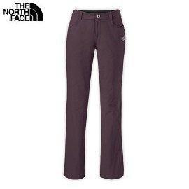 [ THE NORTH FACE ] 女 抗UV快乾彈性長褲 深紫 / 公司貨 A2WPRR3 七折 特價品