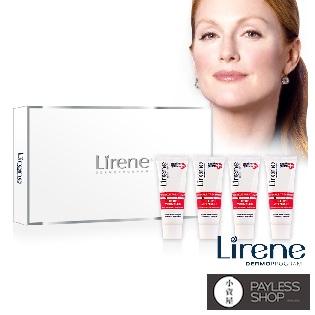 【小資屋】Lirene 彈力緊緻活顏全能霜 /Dr.Eris白皙緊緻活膚全能修護組40ML/瓶*4 效期:2018.05