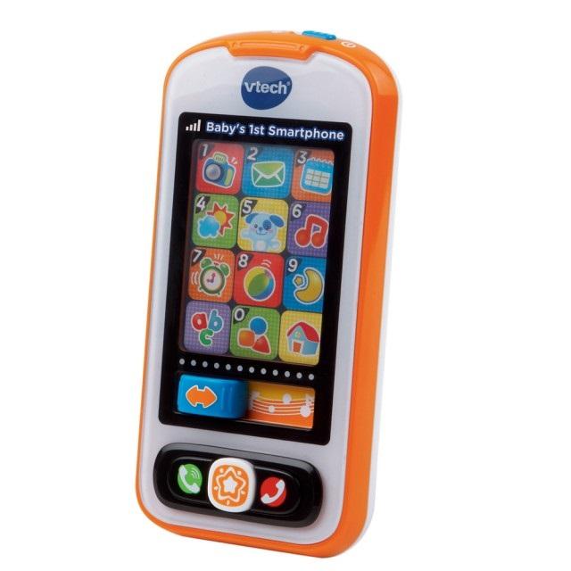 美國【Vtech】寶寶智慧型手機