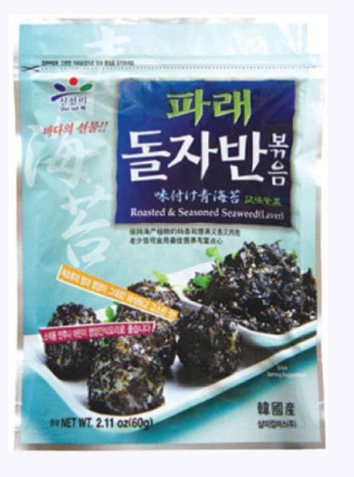 【韓新館】新鮮味韓國海苔酥