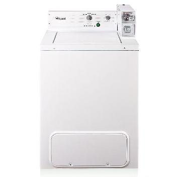 Whirlpool 惠而浦 CAE2763BQ直立洗衣機(110V ) 白商用美製 12kg 乾衣機